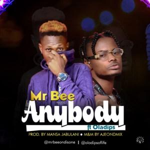 Mr Bee - Anybody (Prod. Mansa Jabulani) ft. Ola Dips